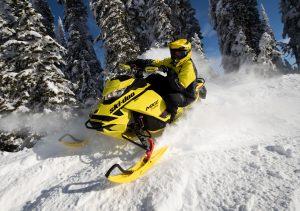 Ski-Doo | Habillage et lettrage de véhicule