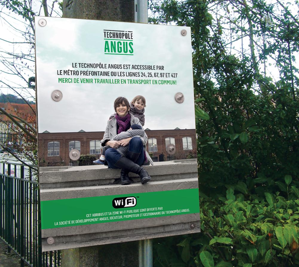 Affiche Technopole Angus